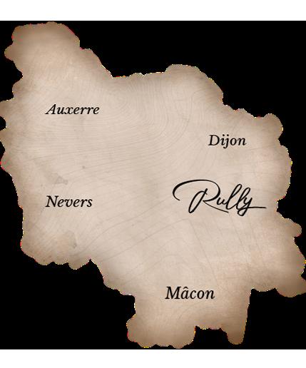 Picamelot - Carte Rully Bourgogne
